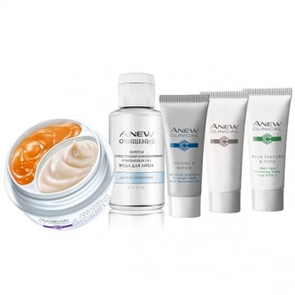 Набор Anew Clinical